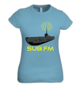 Womens Tee - Sub FM WT02